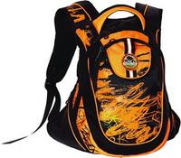 Рюкзак оранжевый/чёрный М-36.  Главная.  Рюкзаки.  Каталог.