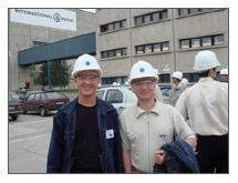 International Paper для всех своих дилеров организовала ознакомительную поездку на Светогорский ЦБК