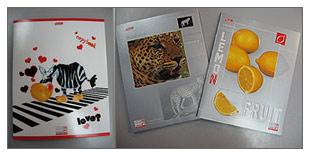 Компания Рельеф-Центр предлагает новинки бумажно-беловой продукции Хатбер